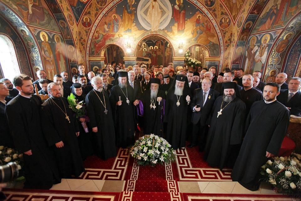 ÎPS Justinian al Maramureșului, sărbătorit la împlinirea a 94 de ani