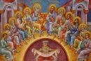 <span style='color:#B00000  ;font-size:14px;'>Pr. Prof. Univ. Dr. Stelian Tofană</span> <br> Pogorârea Sfântului Duh (Rusaliile)</p>