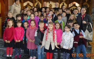 Secretele bucătăriei tradiționale românești, descoperite la biserică de elevii clujeni
