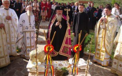 Resfințirea bisericii ortodoxe din satul Rogojel