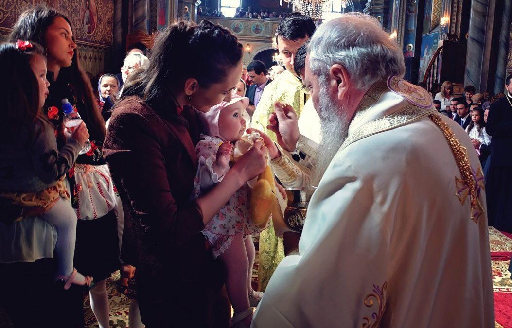 În loc de a le vorbi copiilor despre Dumnezeu, mai curând vorbiţi-I lui Dumnezeu despre copiii voştri