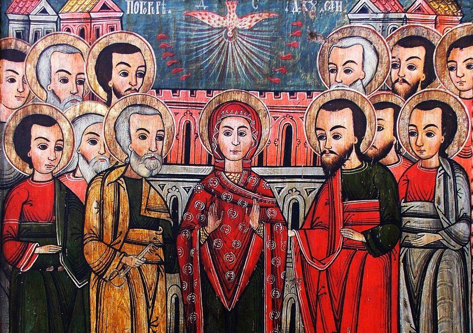 Agenda Ierarhilor din Mitropolia Clujului de sărbătoarea Rusaliilor