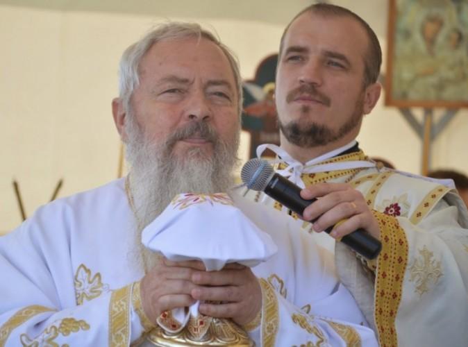 """Mănăstirea clujeană """"Sfântul Apostol și Evanghelist Ioan"""", în sărbătoare"""