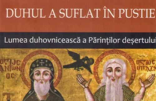 <span style='color:#B00000  ;font-size:14px;'>Paul Siladi</span> <br> Duhul a suflat în pustie</p>