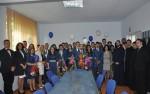 """Festivitate de absolvire, la Liceul Ortodox """"Sfântul Nicolae"""" din Zalău"""