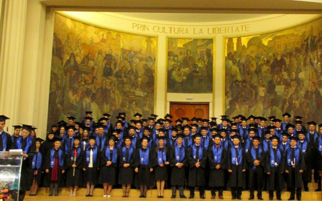 O nouă generație de teologi clujeni a absolvit facultatea
