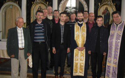 Întâlnire duhovnicească în parohia Nepos
