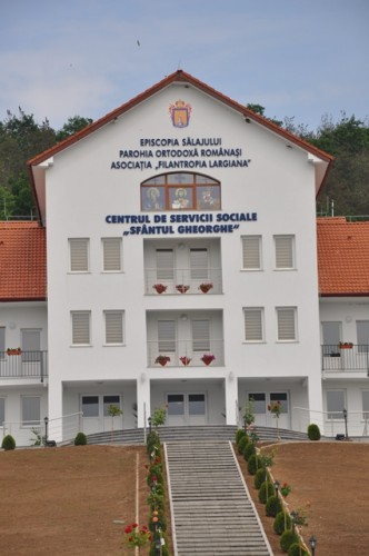 Inaugurare Centru Social Romanasi 51