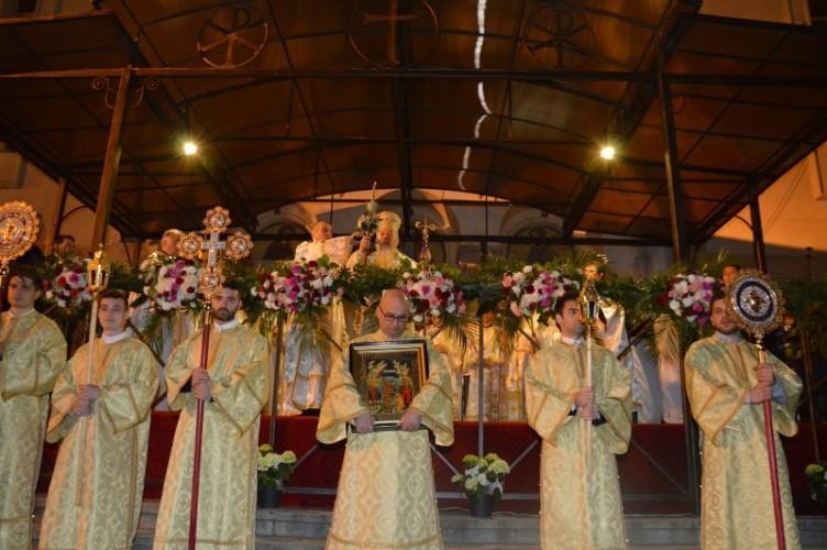 Învierea Domnului, sărbătorită la Catedrala Mitropolitană din Cluj