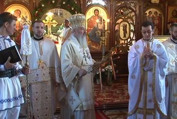 Slujbă Arhierească la Rugășești, în duminica Mironosițelor