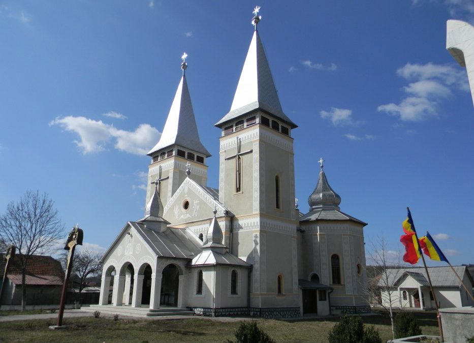 Liturghie Arhierească la Iclod, în duminica a 7-a după Paști