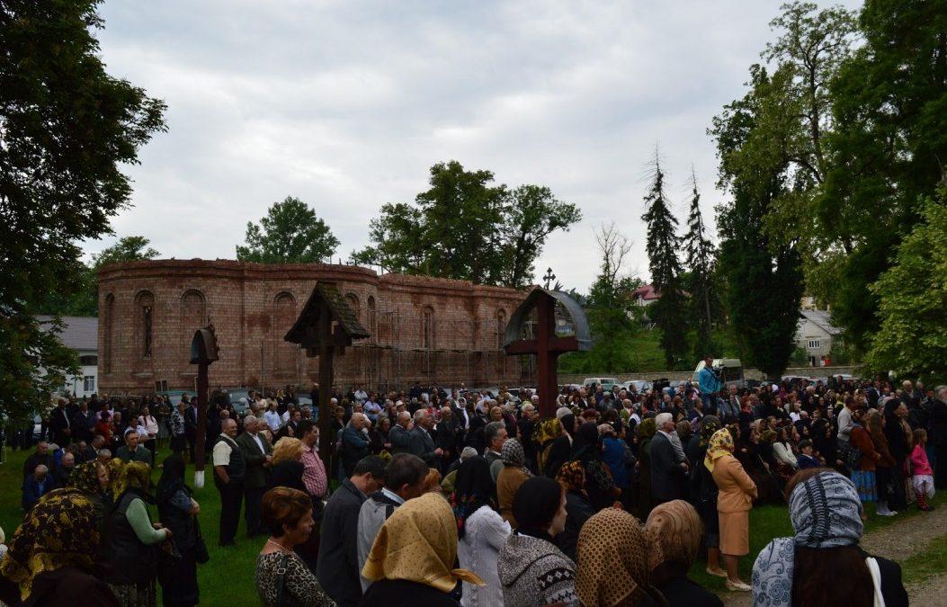 Mănăstirea Dobric, în prag de sărbătoare