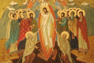 <span style='color:#B00000  ;font-size:14px;'> † ANDREI</span> <br> Înviat-a Hristos şi viaţa stăpâneşte</p>
