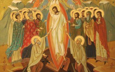 Înviat-a Hristos şi viaţa stăpâneşte
