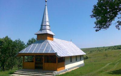 """Mitropolitul Andrei la hramul Mănăstirii """"Sf. Ap și Ev. Ioan"""", din Pădureni"""