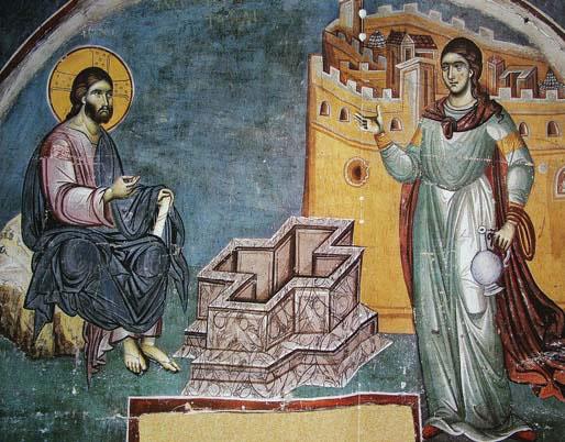 Duminica a cincea după Paști, a Samarinencei