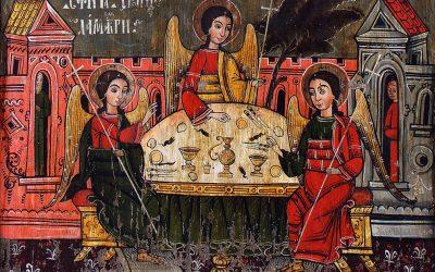 Agenda Ierarhilor din Mitropolia Clujului în a doua zi de Rusalii