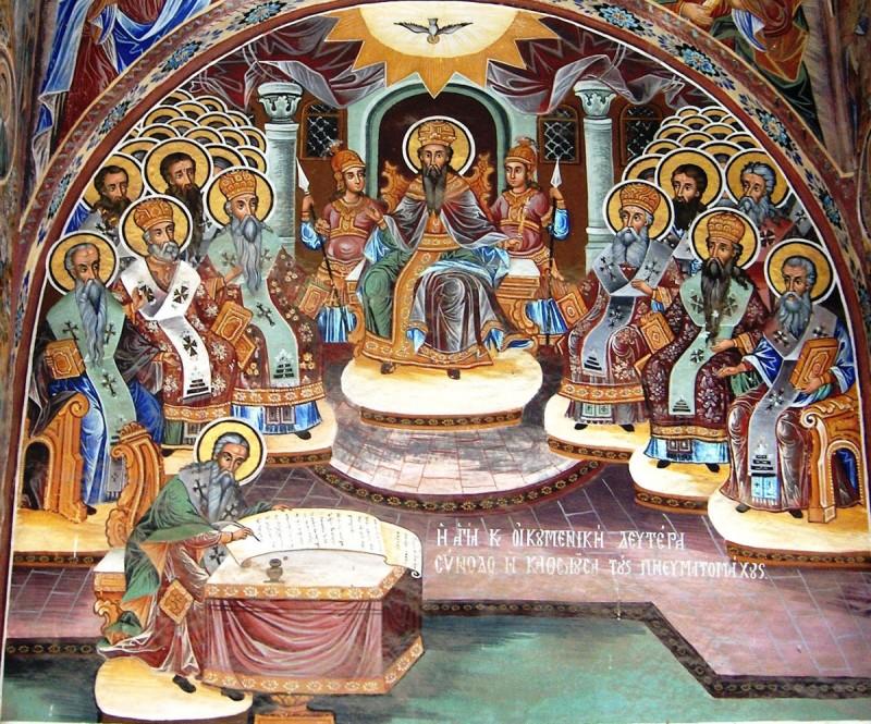 Tâlcuirea Evangheliei din Duminica a 7-a după Paști