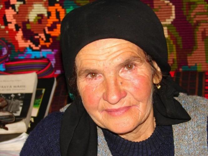 """Rapsodul popular Teodora Purja  """"Nu sunt singură pentru că am doi prieteni: pe Dumnezeu și lucrul"""""""
