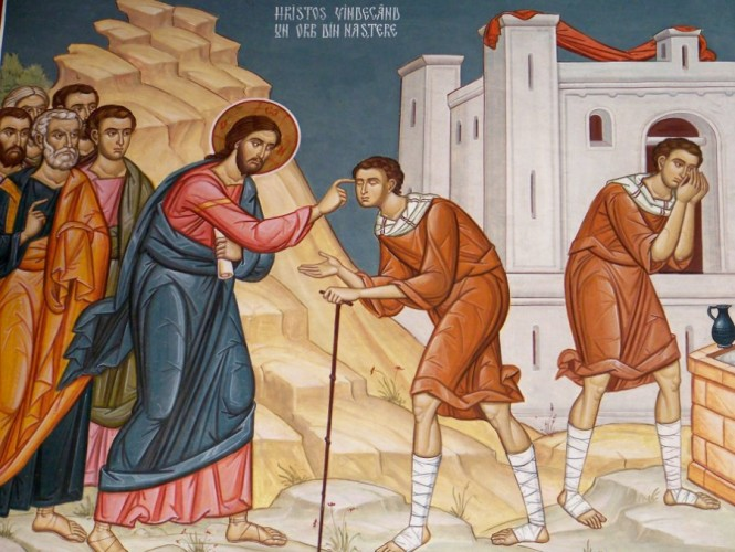 Predică la Duminica vindecării orbului din naștere (Pr. prof. dr. Vasile Stanciu)