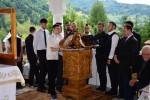 """Mănăstirea """"Sfinții Apostoli Petru și Pavel"""" din Țara Năsăudului, în sărbătoare"""