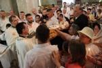 "Duminica Sfinților Români, în Parohia ,,Sfânta Cuv. Parascheva"" din Gherla"