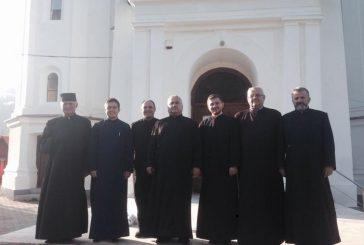 Întâlnirea cercului pastoral-misionar Sângeorz-Băi, în comuna bistrițeană Șanț