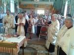 O tânără de 29 de ani, încreștinată de Mitropolitul Clujului