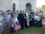 Obicei tradițional, prezentat la Dej de tineri ai A.S.C.O.R Cluj