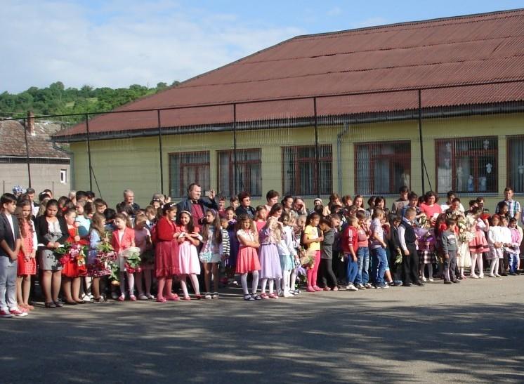 Festivitatea de încheiere a anului școlar, la Școala Gimnazială din Mociu