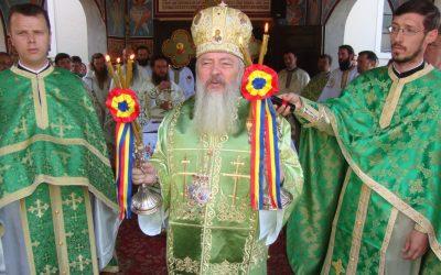 """Mitropolitul Clujului, prezent la hramul Mănăstirii """"Sfânta Treime"""" de la Soporu de Câmpie"""