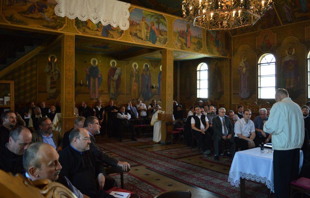 Ședință lunară în protopopiatul Cluj II