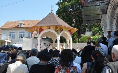 Hramul bisericii Sfânta Treime din Zalău