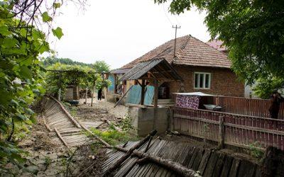 Acțiune de întrajutorare a persoanelor afectate de inundații în Episcopia Sălajului