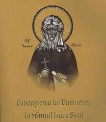 Cunoașterea lui Dumnezeu la Sfântul Isaac Sirul