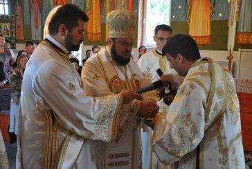 Liturghie Arhierească la Parohia Bocșița, Episcopia Sălajului