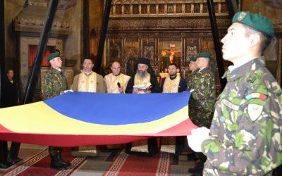 Ziua Drapelului Naţional, sărbătorită la Cluj-Napoca și Bistrița