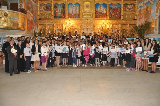 Festivitatea de premiere a elevilor şi profesorilor din Episcopia Sălajului