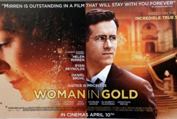 <span style='color:#B00000  ;font-size:14px;'>Filmul săptămânii</span> <br> Woman in gold (Femeia în aur)</p>