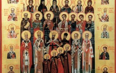 Agenda Ierarhilor din Mitropolia Clujului pentru Duminica Sfinților Români