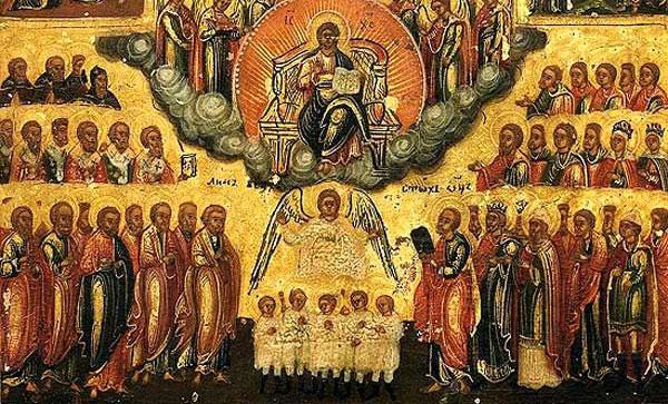 Duminica Tuturor Sfinților