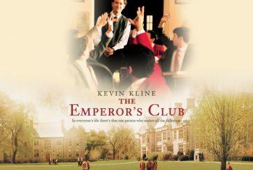 <span style='color:#B00000  ;font-size:14px;'>Filmul săptămânii</span> <br> The emperor's club (Clubul împăratului)</p>