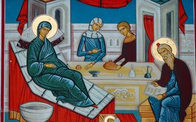 Agenda Ierarhilor din Mitropolia Clujului de sărbătoarea Nașterii Sfântului Ioan Botezătorul