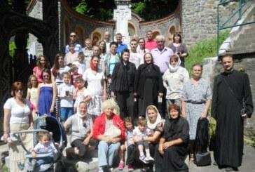 Credincioși clujeni, în pelerinaj la mănăstirile din Maramureș