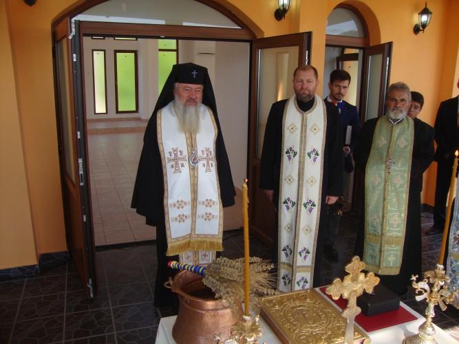 Mitropolitul Clujului, cetăţean de onoare al comunei bistrițene Urmeniș