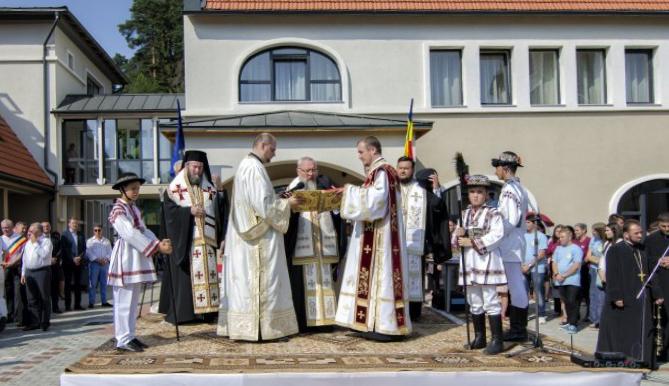 Cel mai modern centru de tineret din țară, inaugurat la Sângeorz-Băi