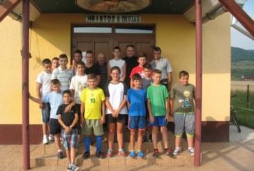 Competiție de fotbal, în parohia Chintelnic