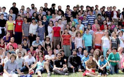 Tabără studențească, organizată de ASCOR Cluj la Rogojel