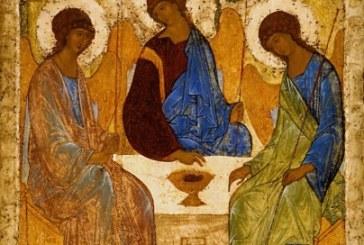 <span style='color:#B00000  ;font-size:14px;'>Sfinţii Părinţi, contemporanii noştri (Pr. Cătălin Pălimaru)</span> <br> Sfântul Andrei Rubliov şi arta sa</p>