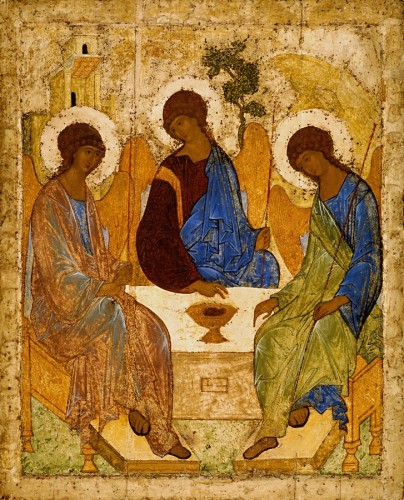Sfântul Andrei Rubliov şi arta sa